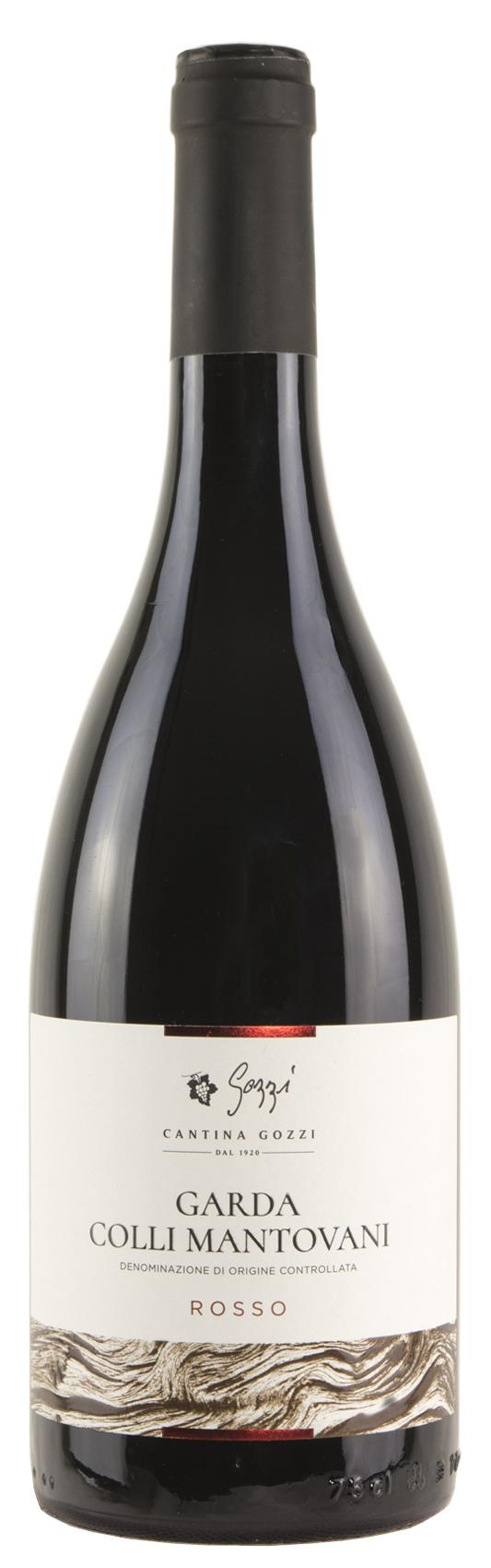 Vino rosso Garda DOC